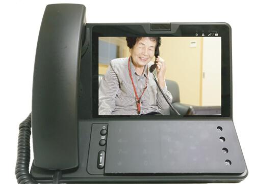 ほのぼのTV通話システム