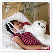 アザラシ型セラピーロボット「パロ」を導入した病院